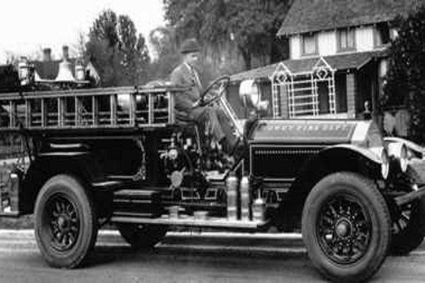 Howey Fire Truck